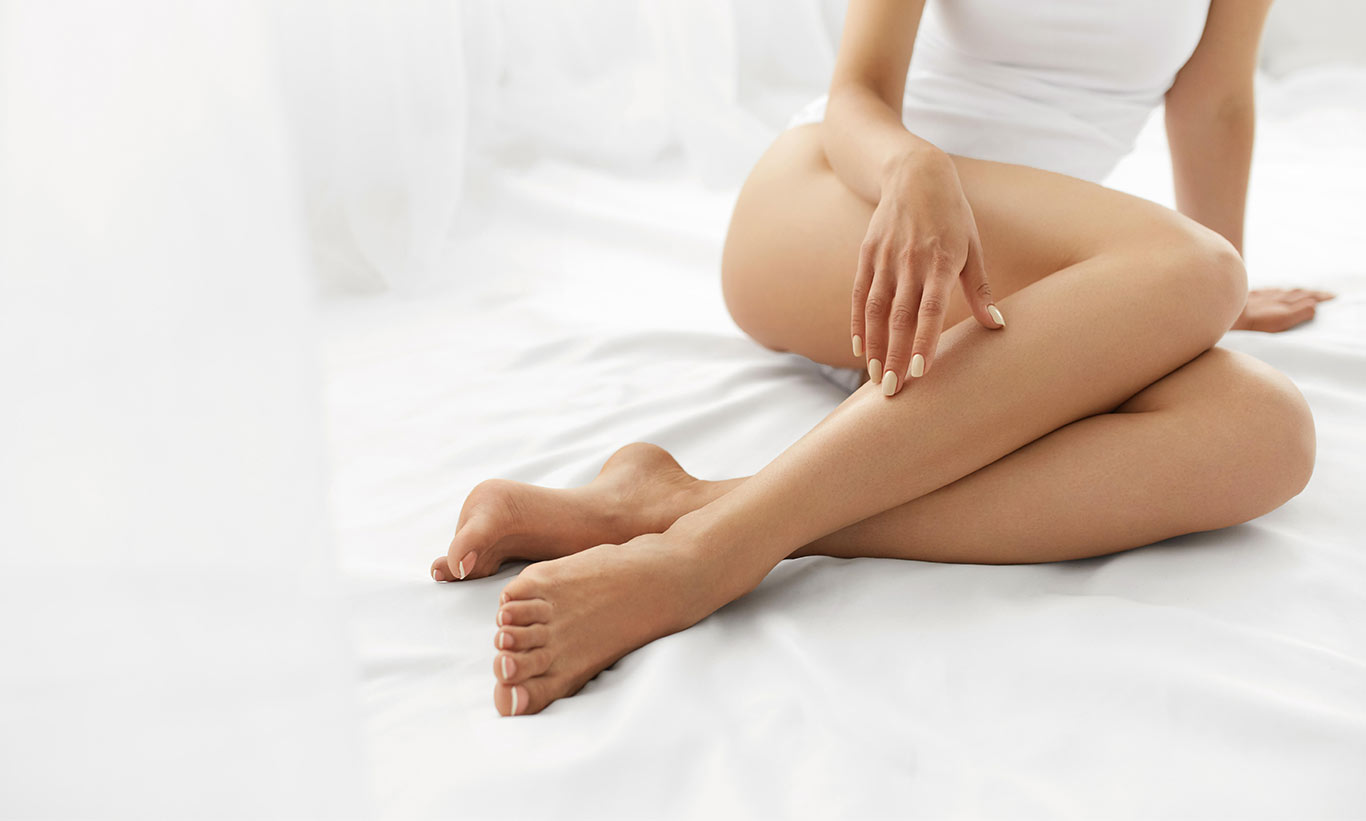 Noge tretman, salon lepote